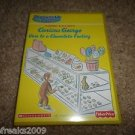 CURIOUS GEORGE GOES TO A CHOCOLATE FACTORY READ WITH ME DVD