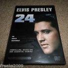 ELVIS PRESLEY LAST 24 HOURS DVD/CD/BOOKLET