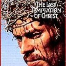 The Last Temptation of Christ (DVD, 2000, Criterion Collection) WILLIAM DAFOE