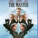 The Master (Blu-ray Disc, 2013) SINGLE DISC VERSION PHILIP SEYMOUR HOFFMAN