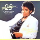 Thriller [25th Anniversary Edition] [Remaster] by Michael Jackson (CD,...