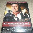 Click Clack Jack: A Rail Legend (DVD, 2009) JAMES BURNS/ROBERT PIERCE