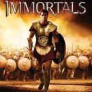 Immortals (Blu-ray Disc, 2012, Includes Digital Copy) MICKEY ROURKE W/ SLIP