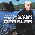 The Sand Pebbles (DVD, 2001, Fox War Classics) STEVE MCQUEEN