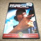 SHOTGUN MAGIC MASTERCLASS SPORTING CLAYS JOHN BIDWELL DVD **RARE**