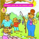 Berenstain Bears- Always Look on the Bright Side (DVD, 2006) DIFFERENT COVER