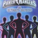 Power Rangers: The Best of Power Rangers: The Ultimate Rangers (DVD, 2003)