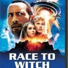 DISNEY Race to Witch Mountain (DVD, 2009) DWAYNE JOHNSON