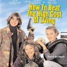 How to Beat the High Cost of Living (DVD, 2003) JESSICA LANGE,JANE CURTIN