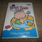 MY BATH TIME SIGNS  DVD NO FLASH CARDS