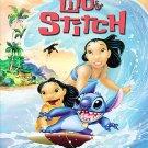 DISNEY Lilo & Stitch (DVD, 2002)