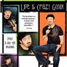 Carlos Oscar: Life is Crazy Good (DVD, 2007)