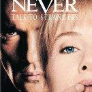 Never Talk to Strangers (DVD, 1999) REBECCA DE MORNAY,ANTONIO BANDERAS