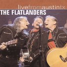 Live from Austin, Texas - The Flatlanders (DVD, 2004) W/SLIP