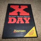 HISTORY CHANNEL X DAY INVASION THAT NEVER HAPPENED DVD