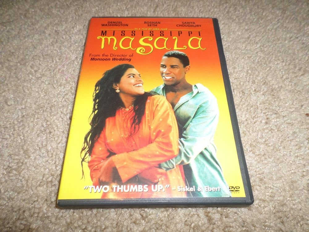 Mississippi Masala (DVD, 2003) DENZEL WASHINGTON,ROSHAN SETH