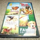 ASKARI,PETS TO RESCUE,TWO BITS & PEPPER, QUEST BEYOND TIME (DVD, 2013)
