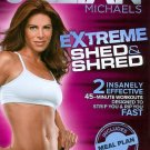 Jillian Michaels: Extreme Shed & Shred (DVD, 2011)
