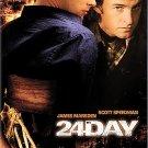 24th Day (DVD, 2004) JAMES MARSDEN