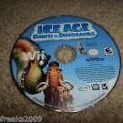 Ice Age: Dawn of the Dinosaurs  (Nintendo Wii, 2009) NINTENDO DISC ONLY