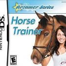 Dreamer Series: Horse Trainer  (Nintendo DS, 2008) CARTRIDGE ONLY