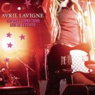 Avril Lavigne - The Best Damn Tour: Live in Toronto (DVD, 2008, Clean)