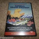 NOAM CHOMSKY IMPERIAL GRAND STRATEGY CONQUEST OF IRAQ & ASSAULT ON DEMOCRACY DVD