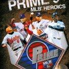MLB: MAJOR LEAGUE BASEBALL Prime 9 MLB HEROICS (DVD, 2011)