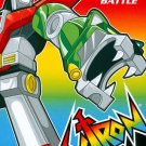 Voltron: Defender of the Universe - The Final Battle (DVD, 2011)