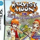 Harvest Moon DS: The Tale of Two Towns (Nintendo DS, 2011) NO MANUAL