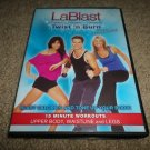 CRUNCH LABLAST TWIST N BURN 15 MIN WORKOUTS UPPER BODY,WAISTLINE,LEGS DVD