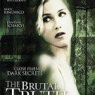 The Brutal Truth (DVD, 2005) CHRISTINA APPLEGATE,JUSTIN LAZARD RARE OOP