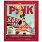 Funhouse Tour: Live in Australia (Blu-ray Disc, 2009)