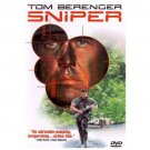 Sniper (DVD, 1998, Closed Caption TOM BERENGER