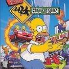 Simpsons: Hit & Run (Microsoft Xbox, 2003) COMPLETE