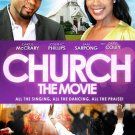 Church: The Movie (DVD, 2013) DARIUS MCCRARY,SAM SARPONG
