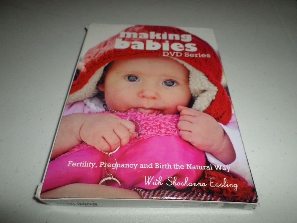 MAKING BABIES SERIES DVD