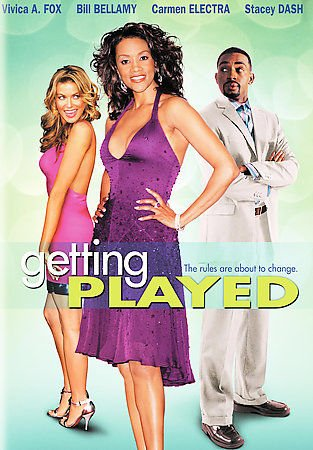Getting Played (DVD, 2006 CARMEN ELECTRA,VIVICA A FOX