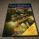 THE HISTORY CHANNEL FOOT SOLDIERS THE YANKEES DVD