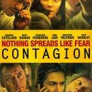 Contagion (DVD, 2012) MATT DAMON,KATE WINSLET