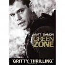 Green Zone (DVD, 2010) MATT DAMON