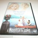A Month by the Lake (DVD, 2003) UMA THURMAN,VANESSA REDGRAVE RARE OOP