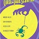 The Curse of the Jade Scorpion (DVD, 2002) DAN AYKROYD,CHARLIZE THERON
