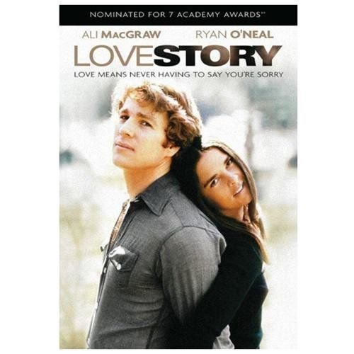 Love Story (DVD, 2001) RYAN O'NEAL