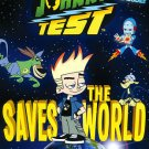 Johnny Test: Saves the World (DVD, 2011)