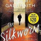The Silkworm by Robert Galbraith (2014, CD, Unabridged)