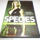 SPECIES DOUBLE FEATURE SPECIES/SPECIES II DVD