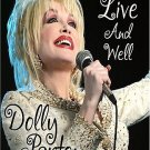Dolly Parton - Live and Well (DVD, 2004)