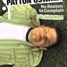 Patton Oswalt - No Reason to Complain Uncensored (DVD, 2006)