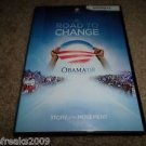 THE ROAD TO CHANGE OBAMA 2008 STORY OF THE MOVEMENT DVD